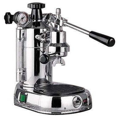 La Pavoni Professional Manual Espresso Machine - Chrome Base - PC-16 - My Espresso Shop