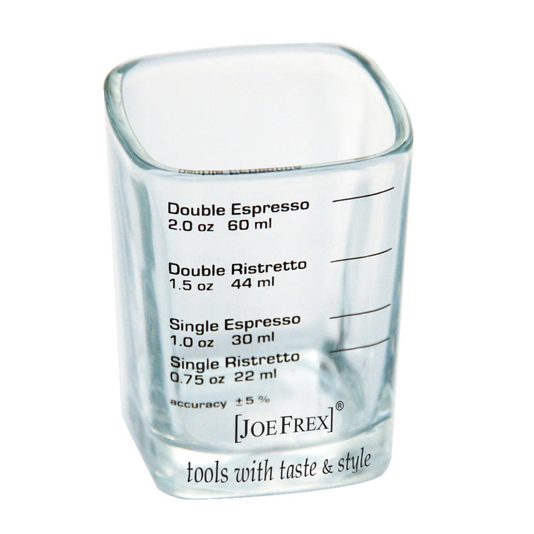 Espresso Shot Glass by Joe Frex - My Espresso Shop