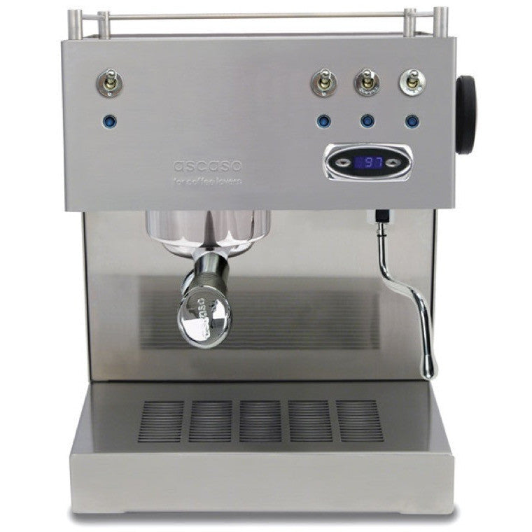 Ascaso Steel Uno Professional PID Version 4 Espresso Machine - My Espresso Shop