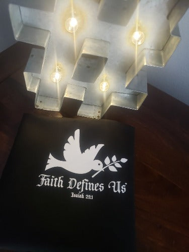 Faith Defines Us Bandana - FDU - Faith Defines Us