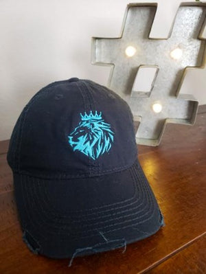 Lion of Judah- Baseball Cap