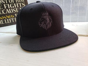 Lion of Jadah- Classic Snapback - FDU - Faith Defines Us