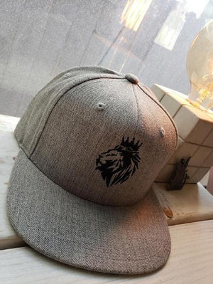 Lion of Judah- Classic Snapback - FDU - Faith Defines Us