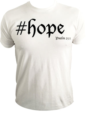 #Hope -Mens - FDU - Faith Defines Us