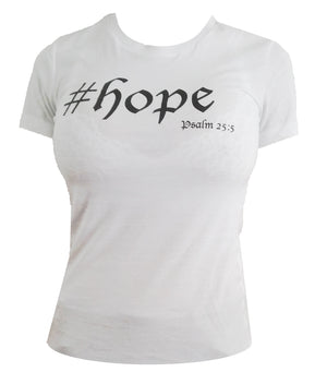 #Hope -Womens - FDU - Faith Defines Us