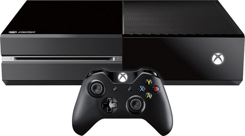 Xbox One                      Pre-Owned