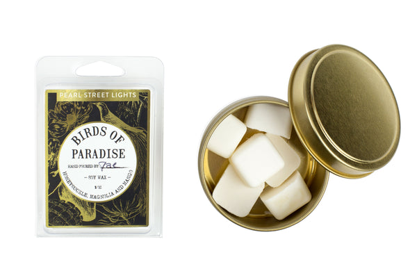 Birds of Paradise Wax Melts