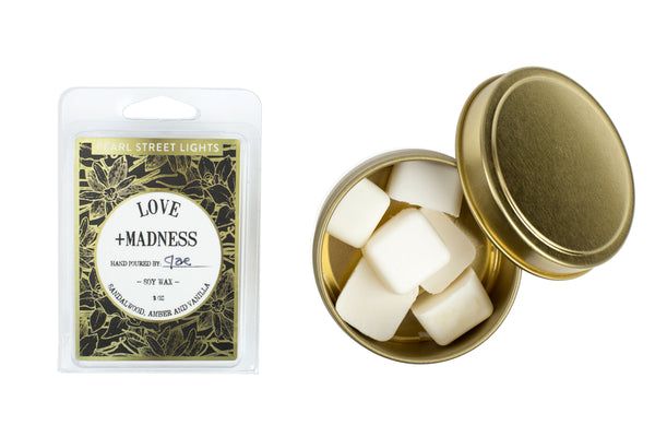 Love + Madness Wax Melts