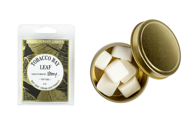 Tobacco Bay Leaf Wax Melts
