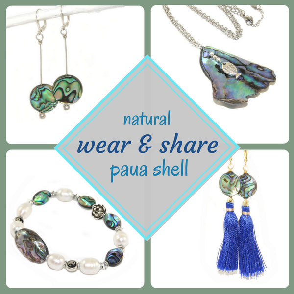 Paua Shell Jewelry