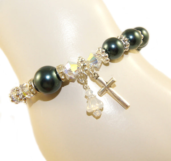 Rosary Bracelet - Christian Bracelet based on the Anglican Rosary