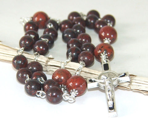 Anglican rosary for man
