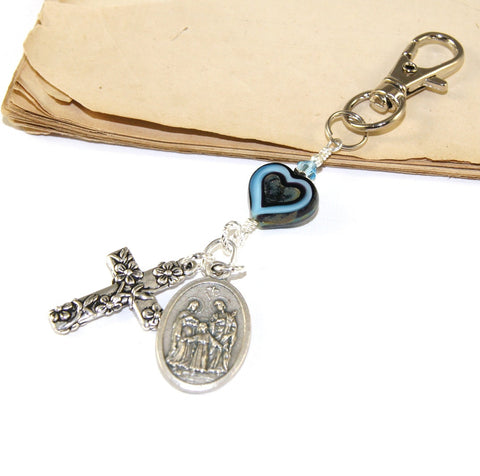 Guardian Angel & Holy Family Clip