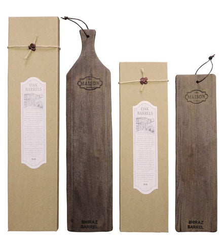 Large Baguette Board Gift Box (left in picture)