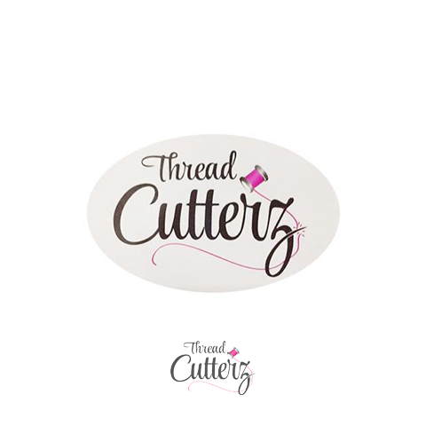 Thread Cutterz Sticker