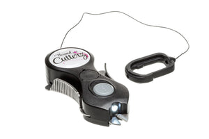 **NEW** Thread Cutterz Snipper with LED Light,  Retractable Cord and Clip