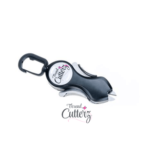**NEW** Thread Cutterz Snipper with Retractable Cord and Clip