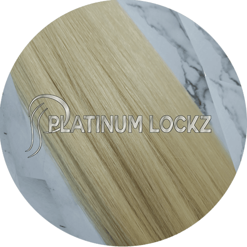 "Hair Extensions | Remy Russian 22"" Tape #613 Beach Babe - Platinum Lockz 