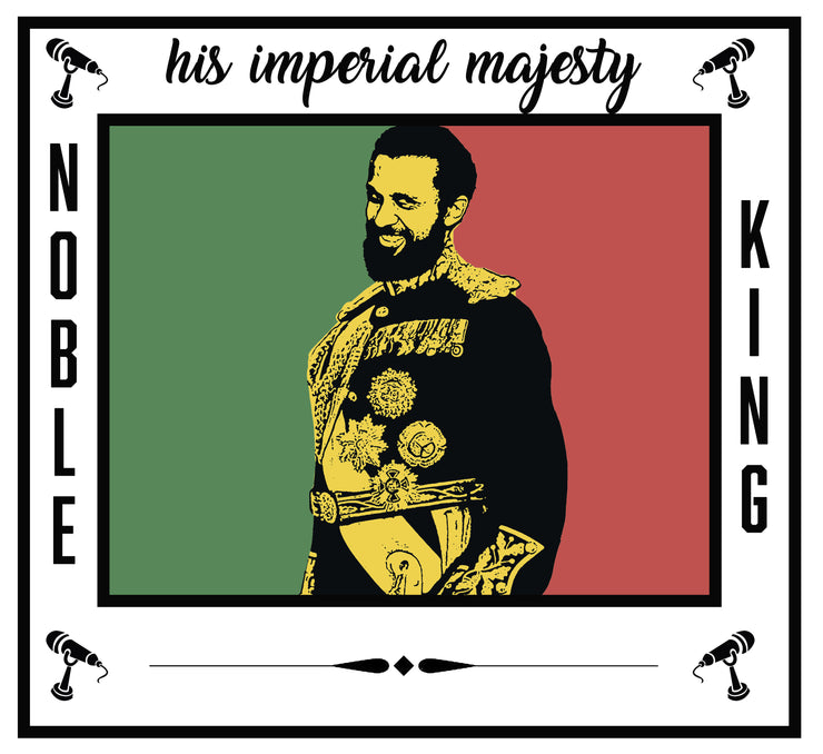 His imperial Majesty (Aba)