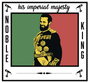 His Imperial Majesty (Black Hoodie)