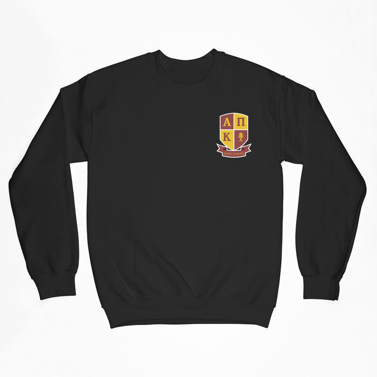 Alpha Pi Kappa crewnecks