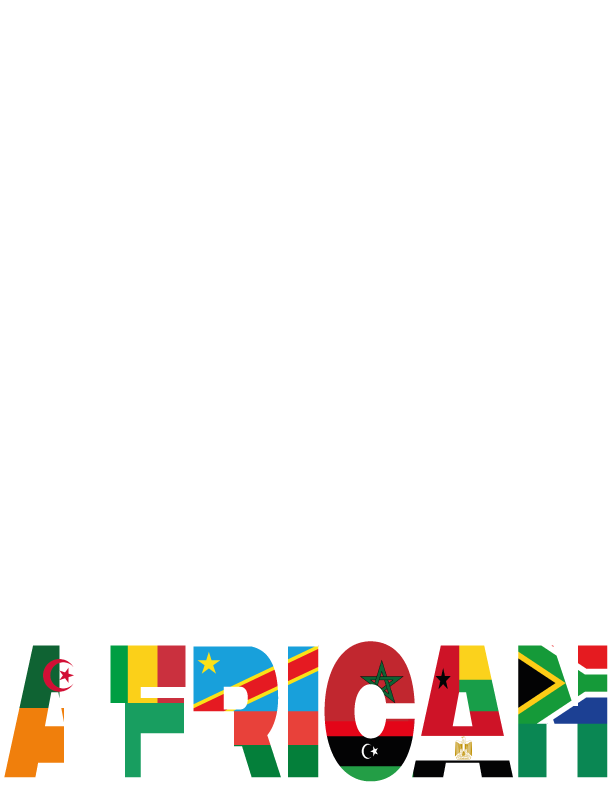 I don't keep calm I am African