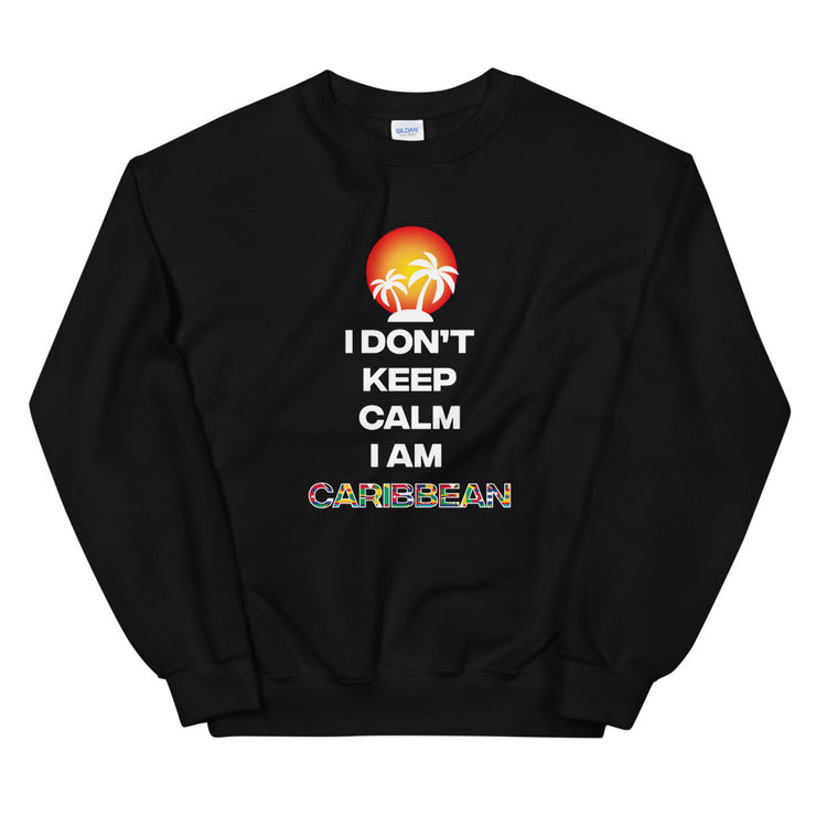 Keep Calm Crewneck