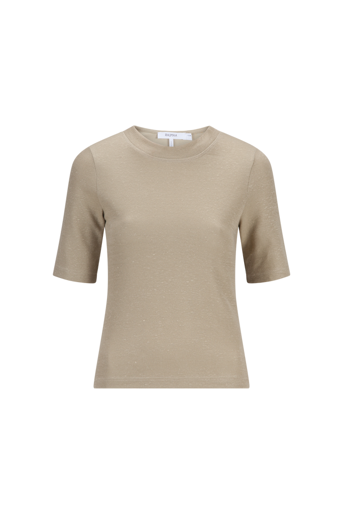 THOUGHT KNIT TOP - rhumaa