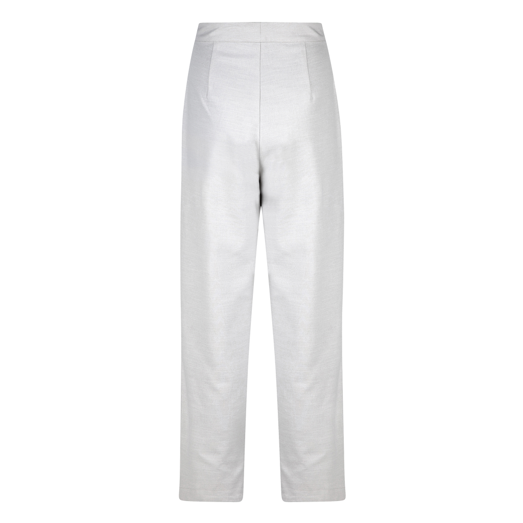 REFLECT GREY VIOLET TROUSER