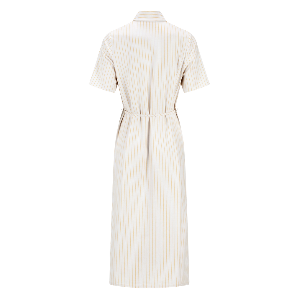 CONFIDENCE STRIPE DRESS - rhumaa