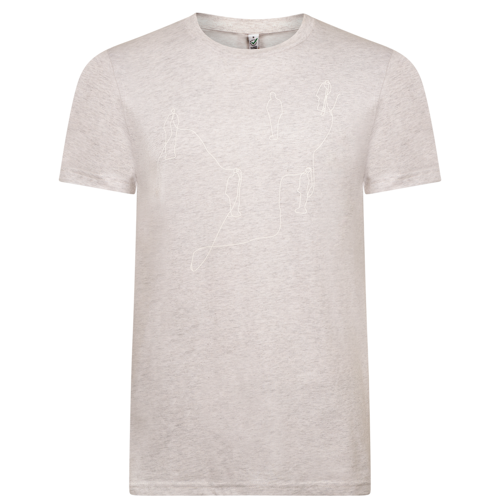 Light Grey Art Shirt