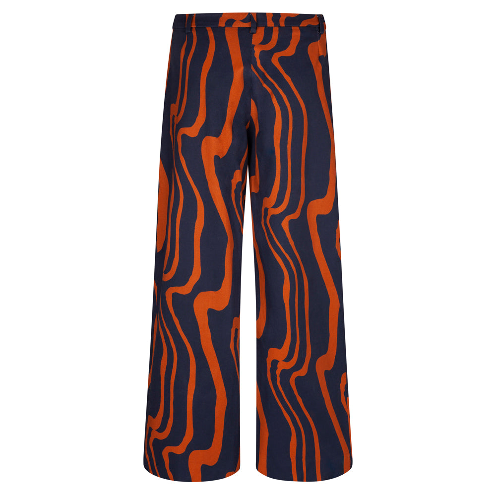 SIGNATURE ART TROUSER - rhumaa