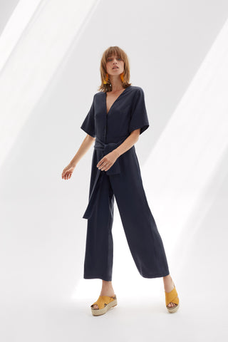 VIRTUE MOONLIT JUMPSUIT - rhumaa