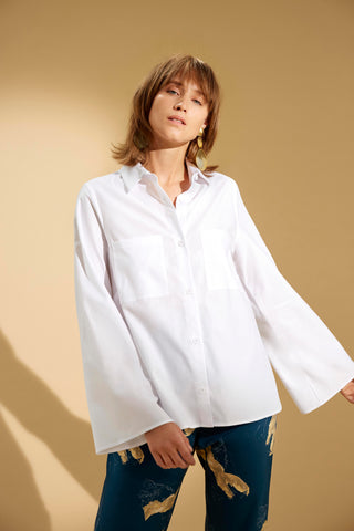 PROSPER COTTON SHIRT - rhumaa