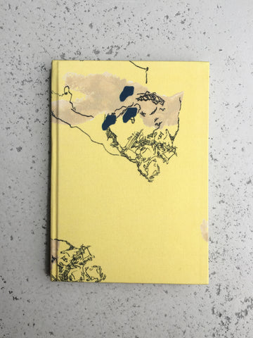 FABRIC NOTEBOOK - rhumaa