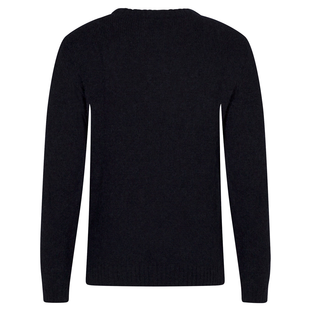 THINK NAVY JUMPER - rhumaa