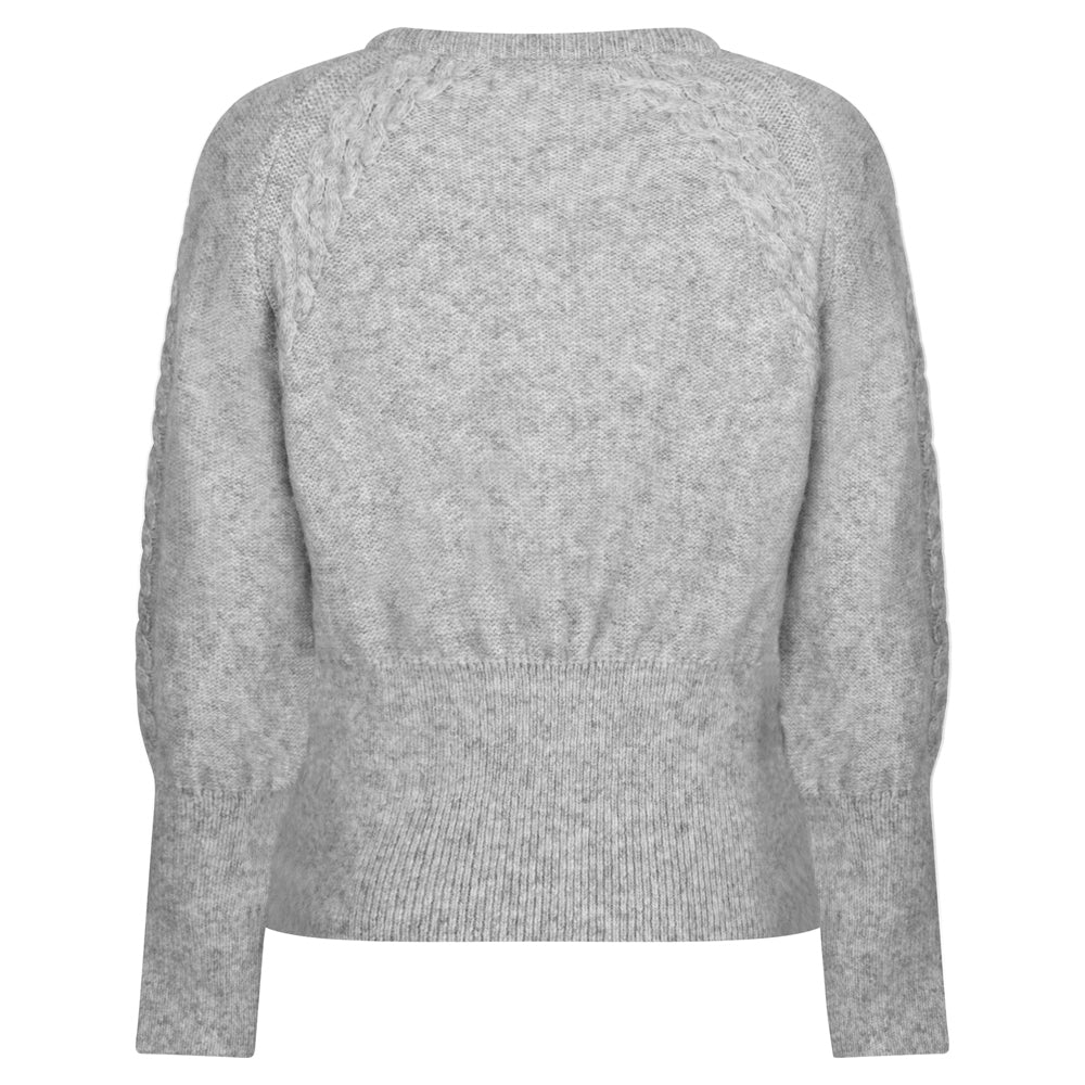 Fair grey jumper
