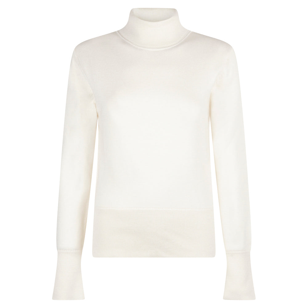 RIGHTFUL CREAM PULLOVER - rhumaa