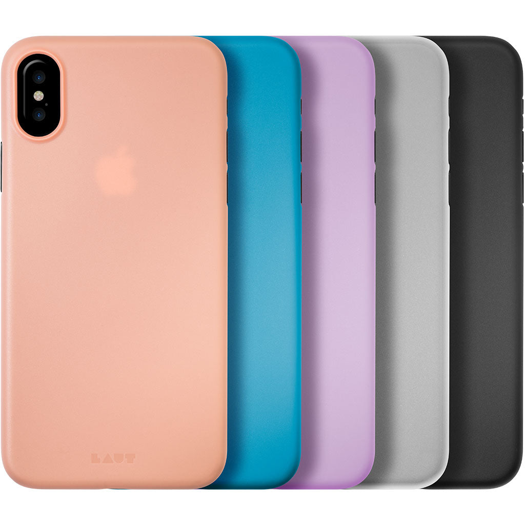 LAUT-SLIMSKIN-Case-For iPhone X