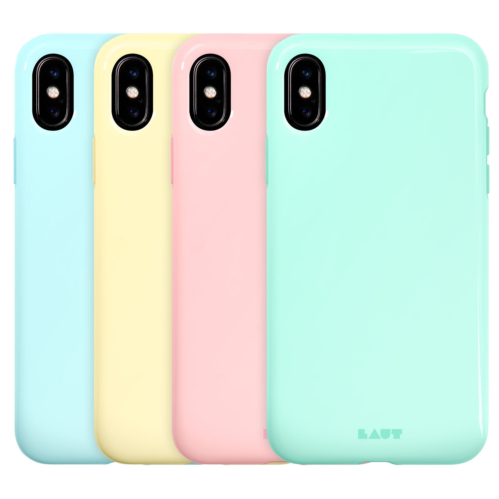 HUEX PASTELS for iPhone XS / X