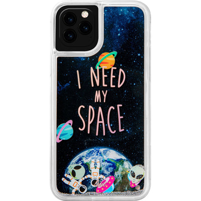 GLITTER SPACE for iPhone 11 | iPhone 11 Pro | iPhone 11 Pro Max