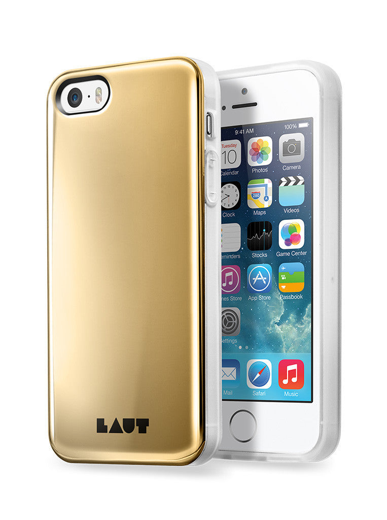 LAUT-HUEX METALLICS-Case-For iPhone SE / iPhone 5 series