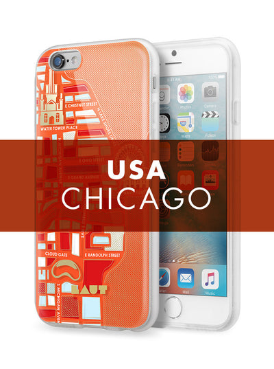 LAUT-NOMAD Chicago-Case-For iPhone 6 series