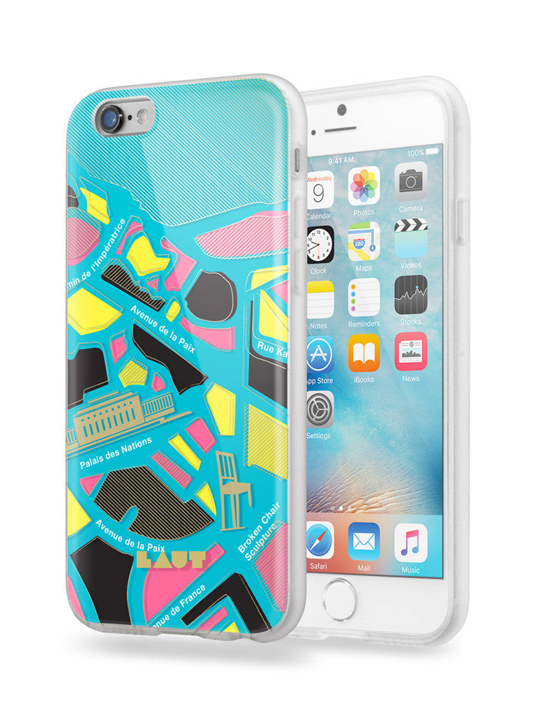 LAUT-NOMAD Geneva-Case-For iPhone 6 series