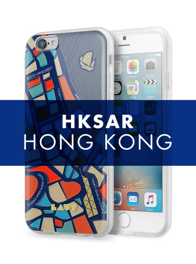LAUT-NOMAD Hong Kong-Case-For iPhone 6 Plus series