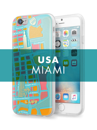 LAUT-NOMAD Miami-Case-For iPhone 6 series