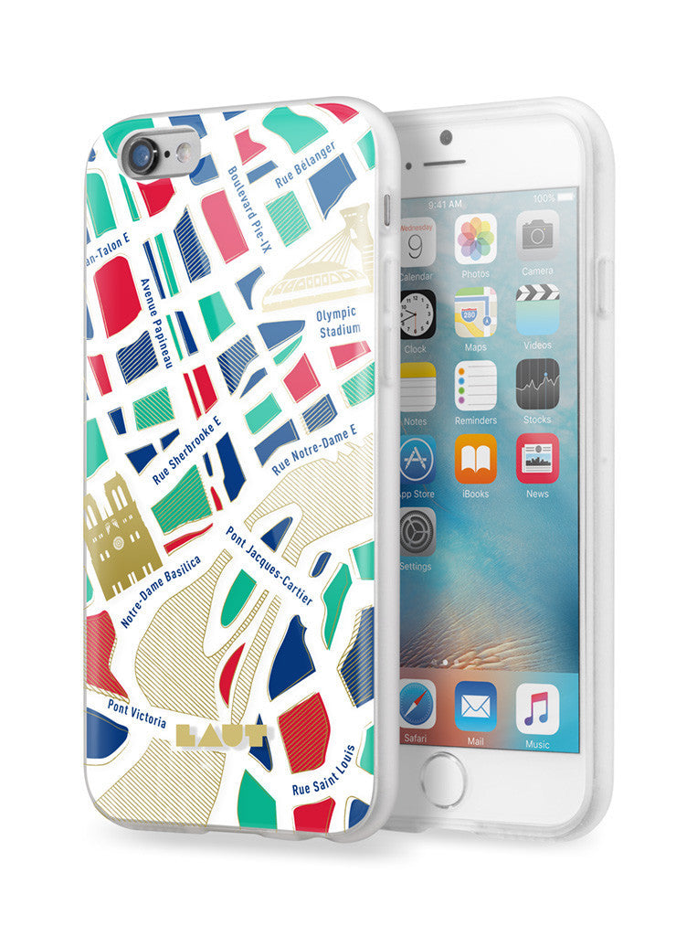 LAUT-NOMAD Montreal-Case-For iPhone 6 series