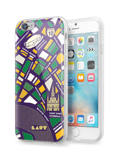 LAUT-NOMAD New Orleans-Case-For iPhone 6 series