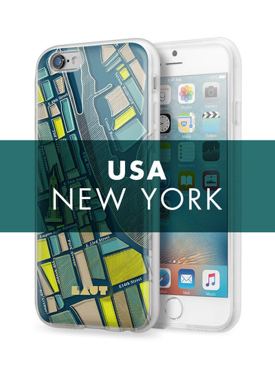 LAUT-NOMAD New York-Case-For iPhone 6 series