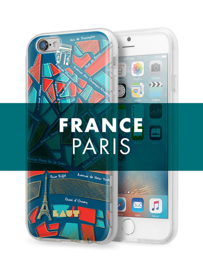 LAUT-NOMAD Paris-Case-For iPhone 6 series